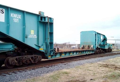Schnabel Railcar Exclusive Arrangement