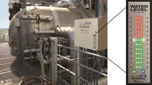 TRUST Your Water Level with The Eye-Hye® SmartLevel™ Boiler Indication System by Clark-Reliance