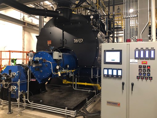 Decrease Operating Costs With Burner And/Or Boiler Controls Upgrades