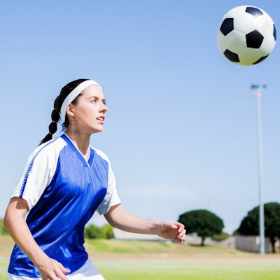 Why Is Soccer Ball Heading More Risky for Women?