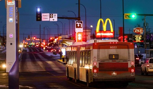 Stantec Leads Design of First Bus Rapid Transit Line to Open in Calgary