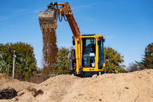 Equipment Roundup: Hyundai, Cummins Electric Excavator; New Ford Ranger First Drive Review; Honda Unveils Construction Robot; Cat Intros Smallest Rotary Blasthole Drill; Top 10 Construction Equipment Videos