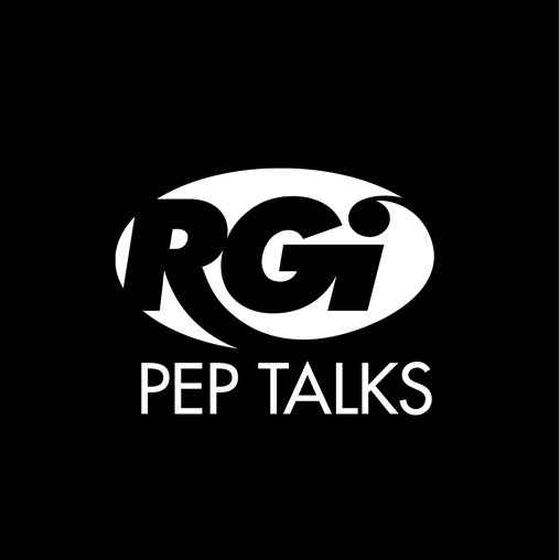 RGI Pep Talks: The Annual Conference Series