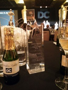 Projection Named 2014 Service Partner of the Year by Events DC