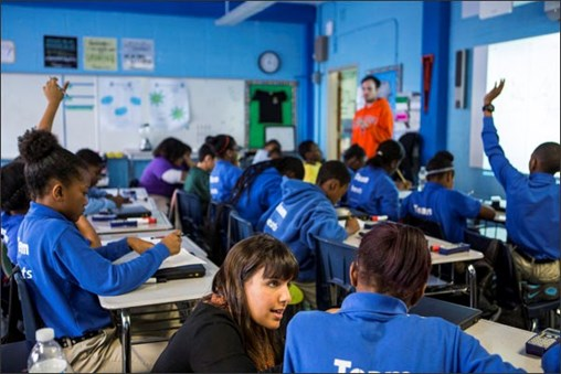 KIPP Principal Training Rooted in 'Real-World' Practice