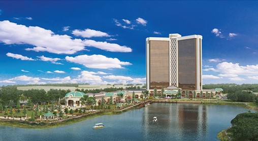 Wynn Resorts Unveils a New Design for Its $1.6 Billion Casino Resort Near Boston