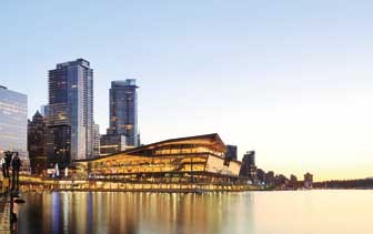 VANCOUVER CONVENTION CENTRE APPOINTS NEW DIRECTOR OF EVENTS