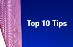 Top 10 Tips from AMC