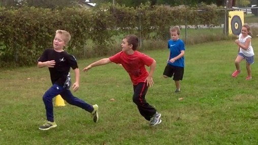 fun games for young athletes