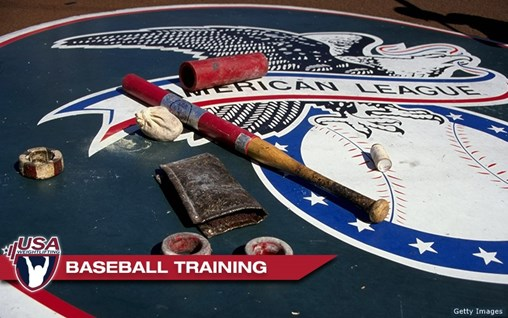 Weightlifting Training for Baseball Players