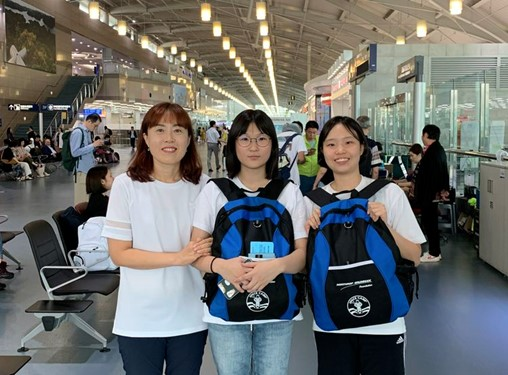 Northrop Grumman Foundation Sponsors Students Teacher from South Korea to Attend Space Camp in US