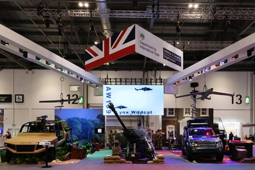 UK Sends Strong Royal Navy and Industry Team to IMDEX 2019