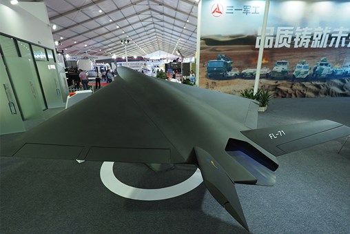 China's Next Generation Unmanned Assassins