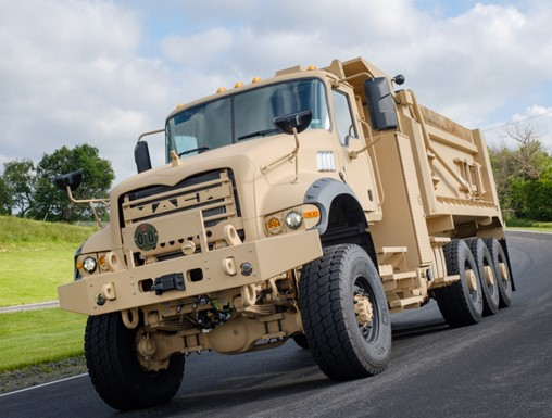 Mack-Heavy-Dump-Truck-Image