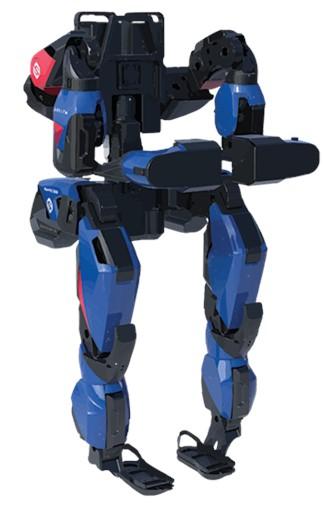 Guardian XO Exoskeleton - Delta Co-Branding