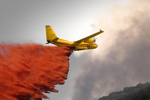 Spartan Leonardo Adds Firefighter Role to C-27J Spartan
