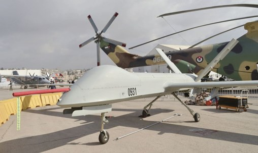 The RJAF is looking to sell its CH-4B UAVs a little over a year after it unveiled the type at the SOFEX show held in May 2018. (IHS Markit/Patrick Allen)
