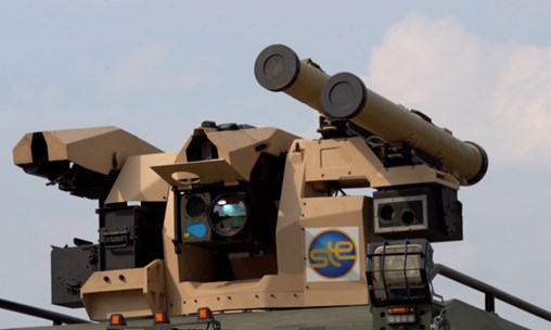 Ukrainian-Turkish Remote Weapon Station Passed Trials for a Foreign Customer