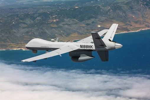 Raytheon Moves Ahead With Its New Passive Airborne ELINT/ESM Gathering System