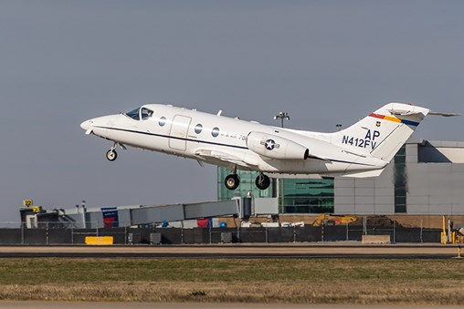 Field Aerospace Successfully Completes First Flight of Modified USAF T-1A
