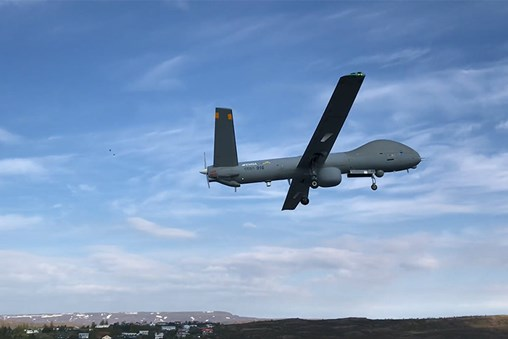 Elbit Systems Commenced the Operation of the Maritime UAS Patrol Service to European Union Countries