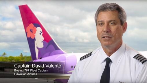 Hawaiian Airlines Cobham AVIATOR Video