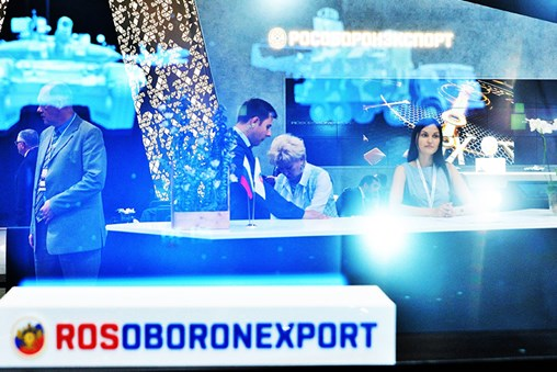 Rosoboronexport: Breakthrough Products for Arms Market to Be Presented at This Summer's Exhibitions in Russia