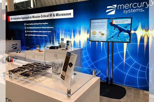 Mercury Systems Receives $16M in DRFM Jammer Orders From U.S. Navy