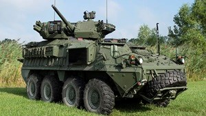 General Dynamics Stryker A1 MCWS Cropped
