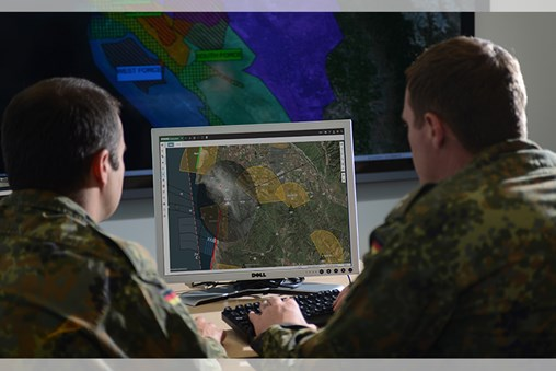 German Army Selects Systematic's SitaWare Headquarters