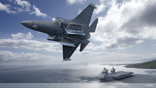 MBDA Inc Exhibiting at 2019 Tailhook Conference