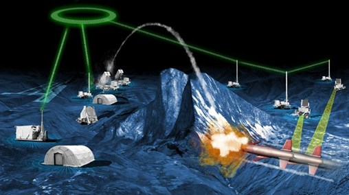 Northrop Grumman Intercepts Missile at Long Range During Flight Test