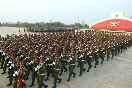 Myanmar's Army – a Law Unto Itself