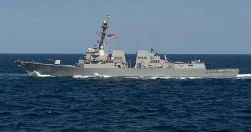 Navy/Raytheon SPY-6 Radar Boosts Sea-Based Defense Against Ballistic, Hypersonic Threats