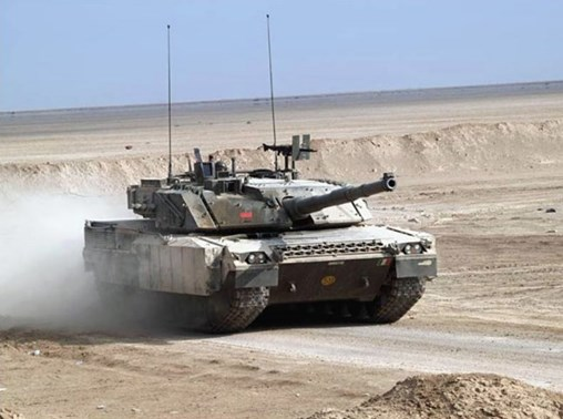 Italy's DPP 2019–21 foresees the mid-life update of the Ariete main battle tank. (Oto Melara)