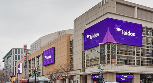 Leidos and Washington Wizards Team up to Support USO Metro and Special Operations Warrior Foundation
