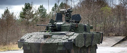 General Dynamics Land Systems Demonstrates Armoured Fighting Capability at Land Forces 2018