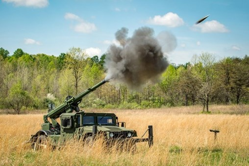 AM General Invests in Company Developing Mobile Artillery Systems