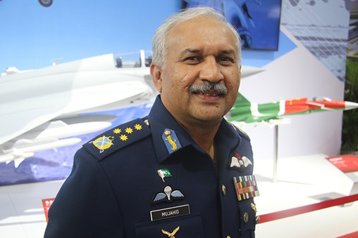 Pakistan Air Force Builds for the Future
