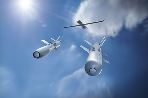 Roketsan's Smart Munitions for Low Payload Platforms