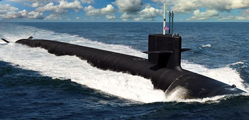 Navy Undersea Warfare Head Sees Columbia Production Line Options and More VPM Loads