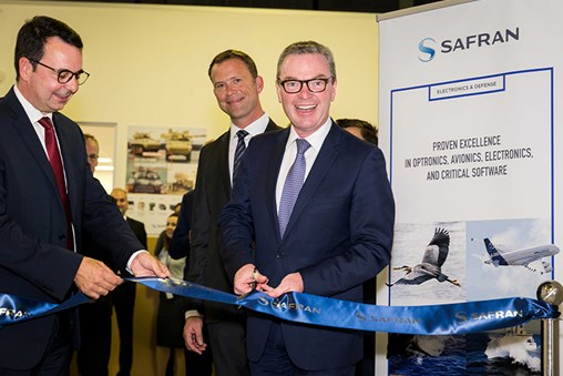 Safran Electronics & Defense Australasia Inaugurates New Facility