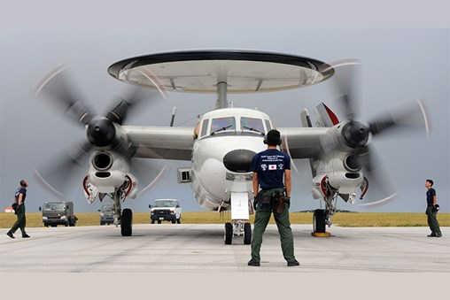 JASDF Will Get Four E-2D Hawkeye's by 2020