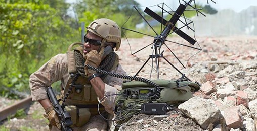 US Marine Corps MUOS SATCOM upgrade for tactical radios