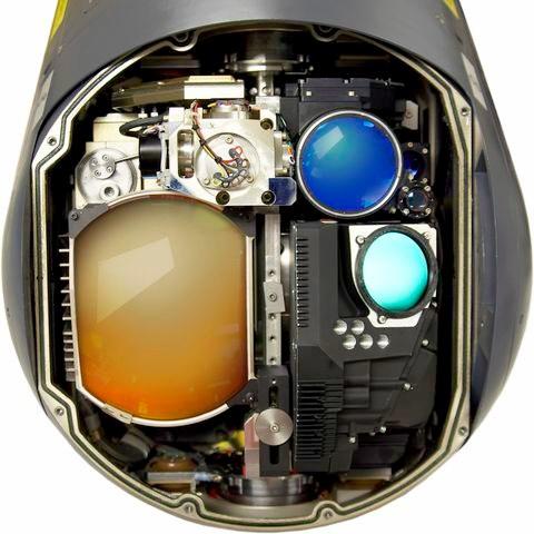 Northrop Grumman Receives LITENING Targeting Pod IDIQ Award with 1.3 Billion Potential