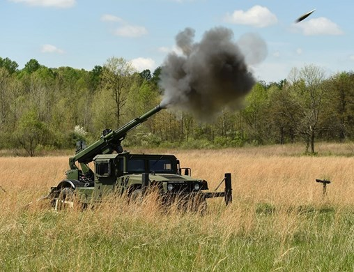 AM General Makes Strategic Investment in Next Generation Artillery System Provider Mandus Group