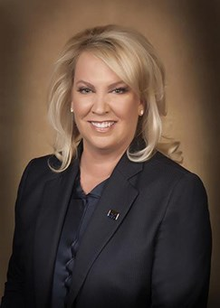 Aerojet Rocketdyne CEO Eileen Drake has been named to the Aerospace Industries Association Executive Committee
