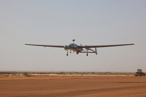 Germany Extends the Contracts for the Operation of the Heron 1 Drones in Afghanistan and Mali