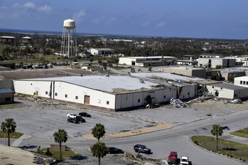 New Cloud-Based System Kept Air Force Contracting Team Online During Hurricane Michael
