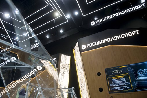 Rosoboronexport Organizes Russia's Largest Display in 2018 at Airshow China